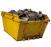 We have different sized commercial and construction waste bins available for hire