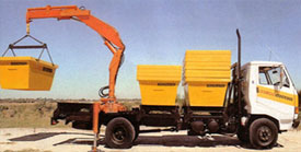 Dumpers Handibin offers skip bins in perth with 7 day hire for the price of 1